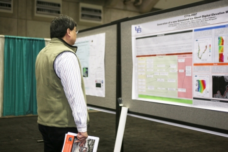 Poster on display at 2012 Sacramento Conference
